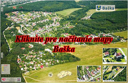 Interaktívna fotomapa Baška