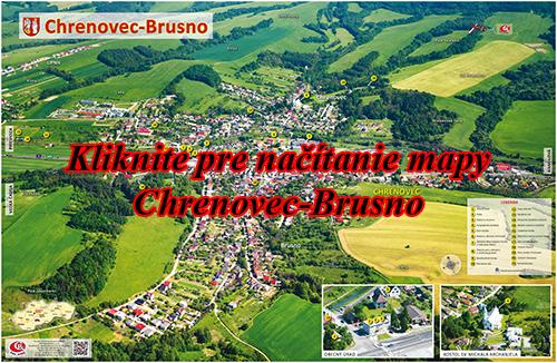 Interaktívna fotomapa Chrenovec-Brusno