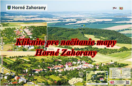 Interaktívna fotomapa Horné Zahorany