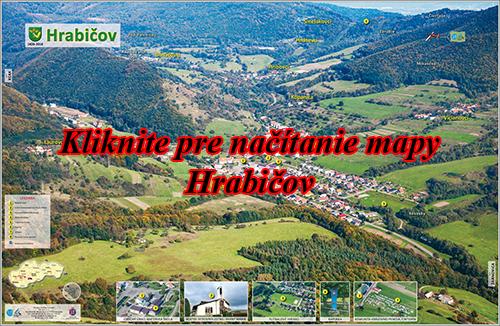 Interaktívna fotomapa Hrabičov
