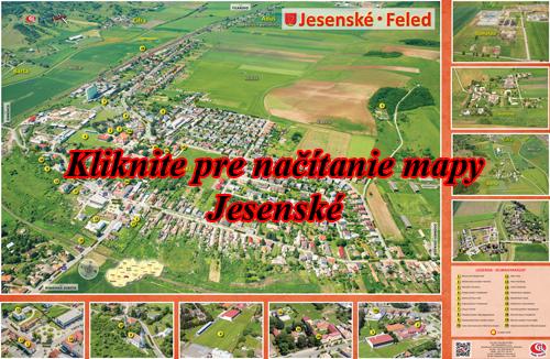 Interaktívna fotomapa Jesenské