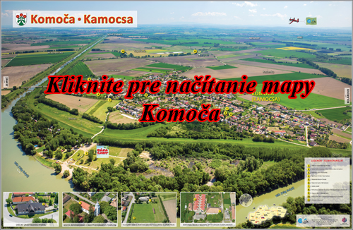 Interaktívna fotomapa Komoča