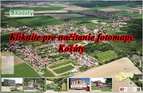 Interaktívna fotomapa Košúty