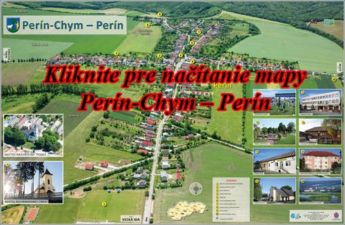 Interaktívna fotomapa Perín