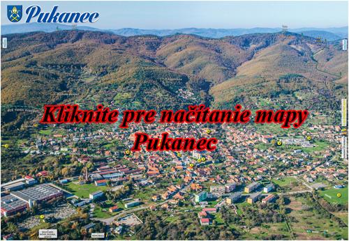 Interaktívna fotomapa Pukanec