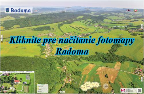 Interaktívna fotomapa Radoma