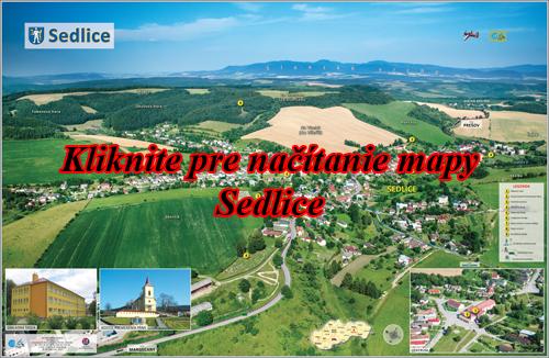 Interaktívna fotomapa Sedlice