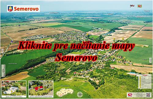 Interaktívna fotomapa Semerovo