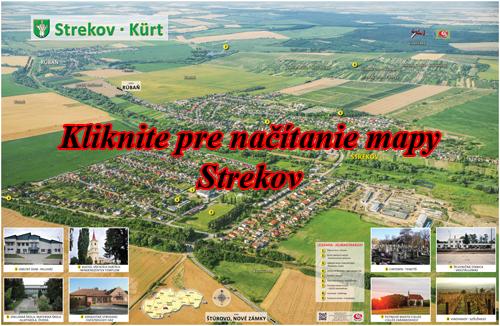 Interaktívna fotomapa Strekov