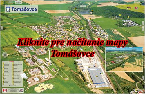 Interaktívna fotomapa Tomášovce 2015