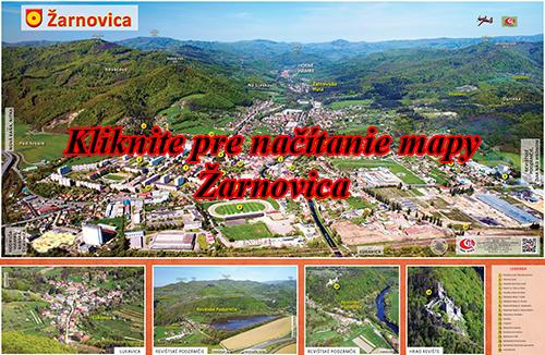 Interaktívna fotomapa Žarnovica