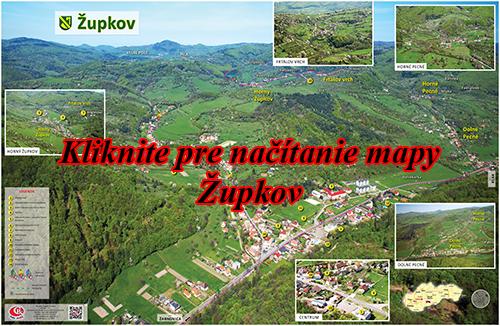Interaktívna fotomapa Župkov