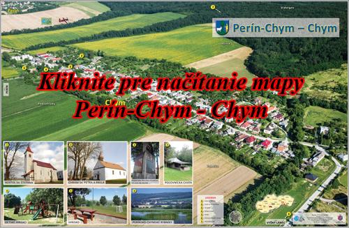 Interaktívna fotomapa Chym