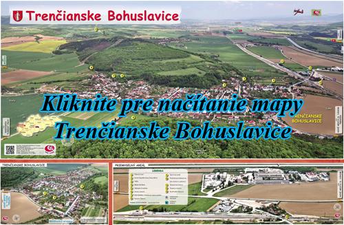 Interaktívna fotomapa Trenčianske Bohuslavice