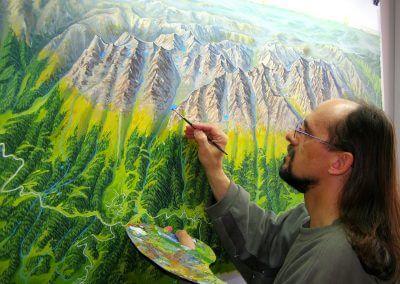 Umenie, či kartografia?